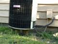 New AC System Before